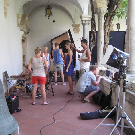 Backstage Sicily Productions